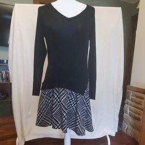 Victoria's Secret mock 2- piece dress